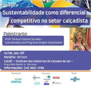 d2b41cd37 Sustentabilidade como diferencial competitivo no setor calçadista