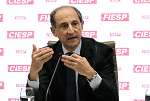 Paulo Skaf, presidente da Fiesp/Ciesp