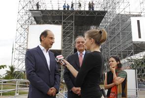 Paulo Skaf, presidente da Fiesp, fala sobre o projeto Humanidade 2012 em entrevista à GloboNews