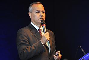 Tiago Pereira Lima, Diretor-Geral da ANTAQ. Foto: Everton Amaro