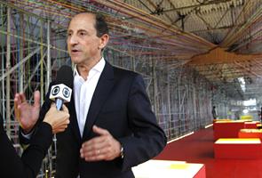 Paulo Skaf, presidente da Fiesp: 'O Humanidade 2012 mostra a consciência que o Brasil tem, que a sociedade tem, na questão da sustentabilidade'