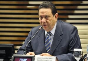 Vice-presidente da Fiesp, João Guilherme Ometto, durante seminário da ANP