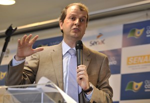 Rafael Lucchesi, diretor-geral do Senai Departamento Nacional. Foto: Everton Amaro