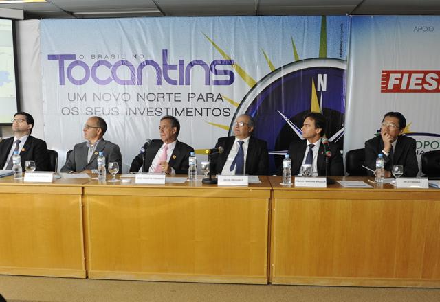 """Seminário """"O Brasil no Tocantins"""". Foto: Everton Amaro (640x440)"""