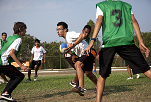 Lançamento Try Rugby SP no Sesi de Votorantim. Foto: Julia Moraes