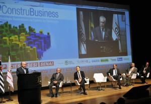 10º Construbusiness - Michel Temer, vice-presidente da República. Foto: Everton Amaro