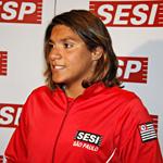 Ana Marcela Cunha, atleta de natação do Sesi-SP. Foto: Junior Ruiz