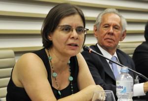 Helena Carrascosa von Glehn, da Secretaria do Meio Ambiente do Estado de São Paulo. Foto: Julia Moraes