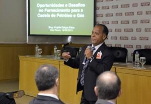 Calças Filho: investimentos de US$ 400 bilhões no setor até 2020. Foto: Helcio Nagamine/Fiesp