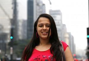 Stefany Souza: desconhecimento a respeito dos tributos. Foto: Julia Moraes
