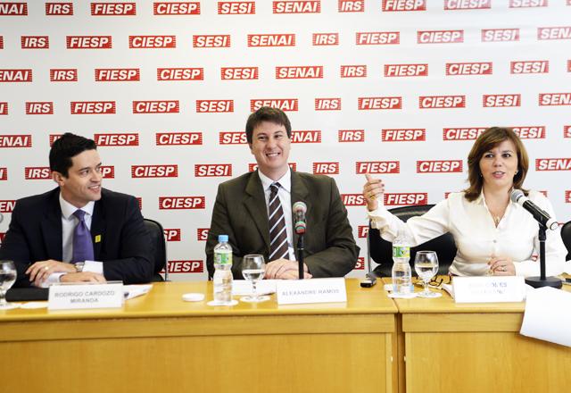Debate do Dejur realizado nesta sexta-feira (12/07) na Fiesp. Foto: Everton Amaro/Fiesp