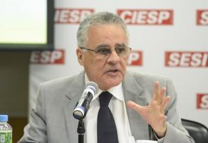Moussalem participou do encontro representando o Deinfra. Foto: Everton Amaro/Fiesp