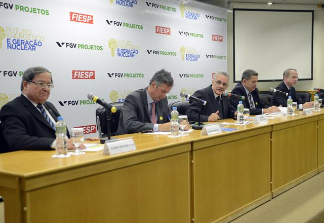 Os participantes do seminário na Fiesp: diversificação para evitar problemas futuros. Foto: Helcio Nagamine/Fiesp