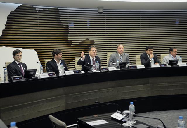 Lançamento do programa do Senai-SP de apoio à pesquisa: inovação em debate. Foto: Helcio Nagamine