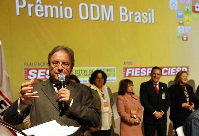 Loures: mobilização em torno do desenvolvimento social. Foto: Julia Moraes/Fiesp