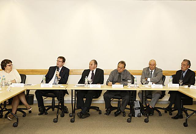 Reunião do Comtextil realizada nesta terça-feira (16/07) na Fiesp. Foto: Julia Moraes/Fiesp