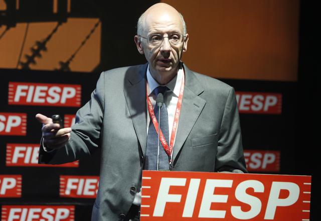 """Nastari: discussão em torno de """"realismo tarifário"""". Foto: Everton Amaro/Fiesp"""