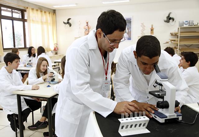Unidade de Matão ganhará laboratório com as obras de expansão. Foto: Julia Moraes/Fiesp