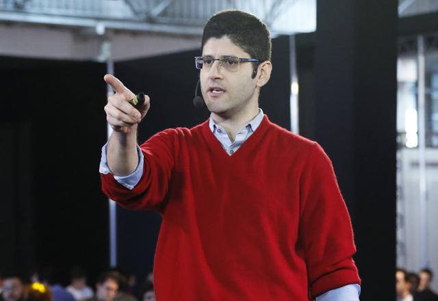 """Chequer: """"Comece com um pergunta"""" para atrair a atenção do público nas apresentações. Foto: Beto Moussalli/Fiesp"""