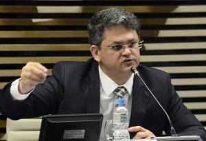 Silva, da Sefaz, explicou as mudanças em relação aos conteúdos de importação. Foto: Helcio Nagamine/Fiesp