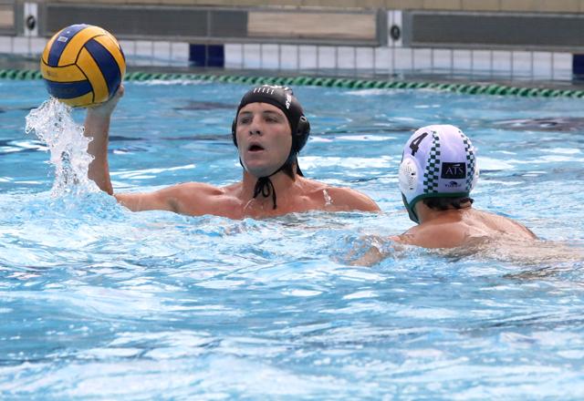 Tony Azevedo polo aquatico