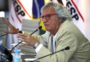 """Francini: """"Não haveremos de ter redenção em 2014 referente a 2013"""". Foto: Beto Moussalli/Fiesp"""