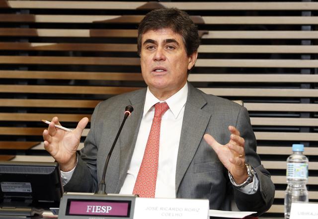 Roriz Coelho fez a abertura do evento na Fiesp nesta quinta-feira (05/12). Foto: Tâmna Waqued/Fiesp