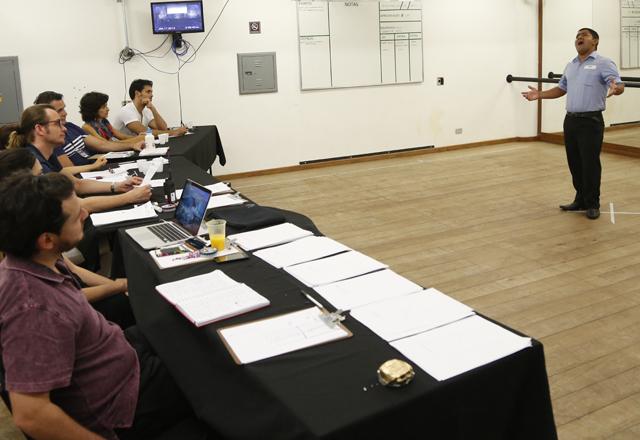 """Osni conquistou os selecionadores: """"A partir de agora eu vou ser um artista completo"""". Foto: Everton Amaro/Fiesp"""