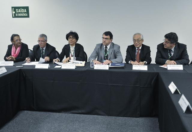 A reunião do Deconcic: necessidade de normalização. Foto: Beto Moussalli/Fiesp