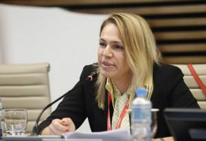 Silvia: ação para promover a excelência profissional da mulher latino-americana. Foto: Everton Amaro/Fiesp