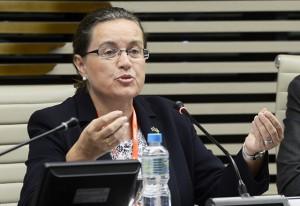 """Ana Paula: """"A inovação é a chave do progresso e da competitividade em nível global"""". Foto: Helcio Nagamine/Fiesp"""