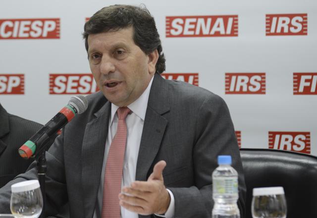 Baumer: união do setor para tirar tópicos para o debate. Foto: Helcio Nagamine/Fiesp
