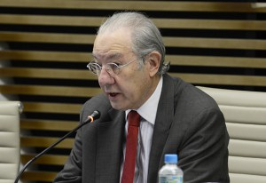 Barbosa: discussão sobre a política 'sul-sul'. Foto: Helcio Nagamine/Fiesp