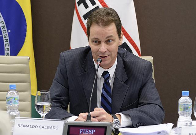 Diretor do Departamento de Mercosul do Itamaraty, Reinaldo Salgado. Foto: Helcio Nagamine/Fiesp
