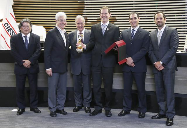 Entrega do 21º Prêmio Fiesp de Mérito Ambiental. Foto Everton Amaro/Fiesp
