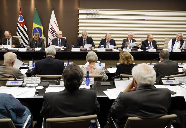 Reunião do Conselho Superior de Relações do Trabalho da Fiesp. Foto: Ayrton Vignola/Fiesp