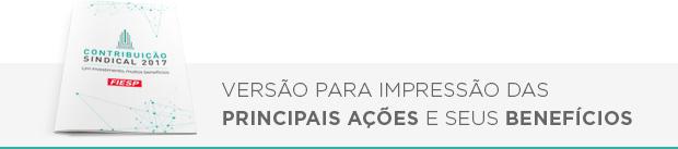 VERSÃO PARA IMPRESSÃO DAS principais ações e SEUS benefícios