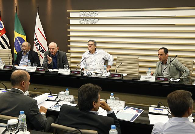 Reunião do Condesporto da Fiesp em 1º de fevereiro