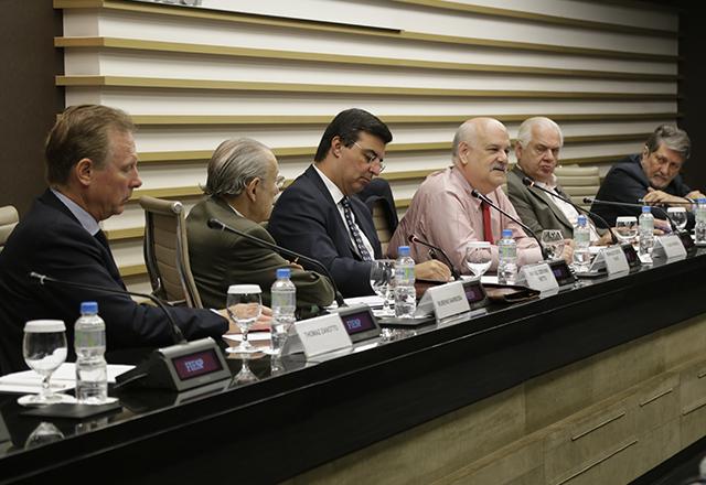 Reunião do Conselho Superior de Comércio Exterior com Ronaldo Costa Filho. Foto: Helcio Nagamine/Fiesp