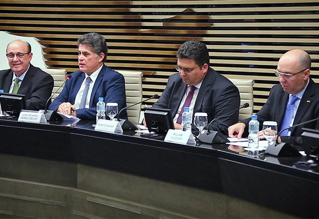 Abertura do workshop sobre mecanismos de incentivo à inovação realizado na Fiesp. Foto: Everton Amaro/Fiesp