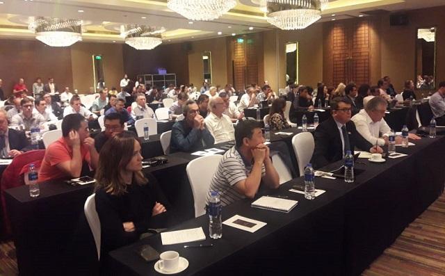 Seminário em Shanghai prepara empresários da missão da Fiesp e do Ciesp para negociar com a China. Foto: Mayara Baggio/FIesp
